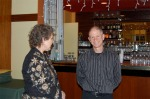 Carol Holmes and Daniel Coleman