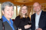 Good friends from University of Alberta Libraries