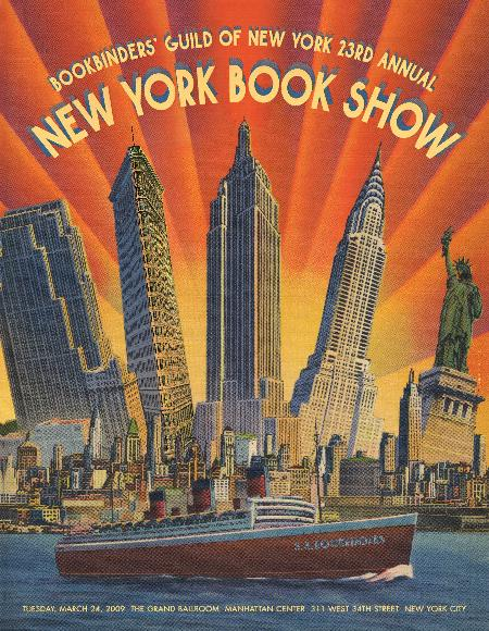 Bookbinders' Guild of New York 23rd Annual New York Book Show