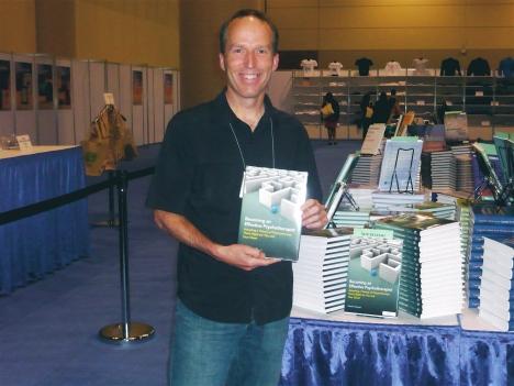 Derek at Toronto book launch