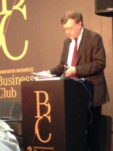 Prof. Roger Chartier, Frankfurt Book Fair 2014